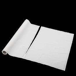 Set de mesa/servilleta tela cruda 48x32 cm (por 12)