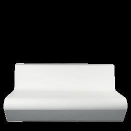 Sofá Lounge Piscina blanco 90 x 160 cm H 68 cm