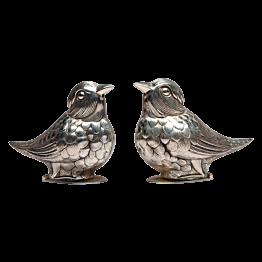 Salero Birdy Alt. 5 cm - L 7,5 - A 3,5 cm