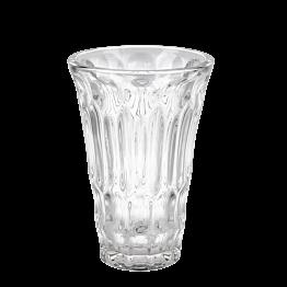 Jarrón en cristal Vintage mediano