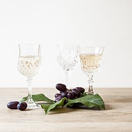 Copa de vino Vintage cristal