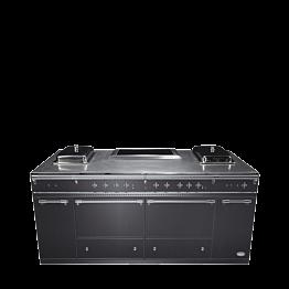 Buffet plegable piano de cocina placa vitro de mantenimiento t°