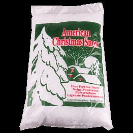 Nieve artificial polvo (saco de 4 L)