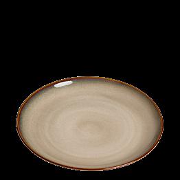 Plato Corfou beige Ø 26 cm