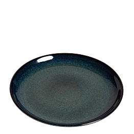 Plato Corfou azul Ø 27 cm