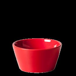 Bol Basque rojo Ø 10,5 cm Alt. 5,5 cm 24 cl