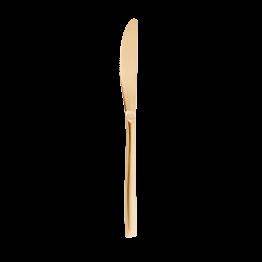 Cuchillo de entremés Neo dorado