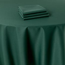 Mantel Marjorie verde 310 x 310 cm