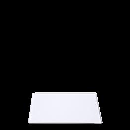 Bandeja  Soft blanca 30 x 40 cm