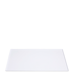 Bandeja Soft blanca 40 x 60 cm