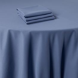 Servilleta de mesa Marjorie azul 50 x 50 cm