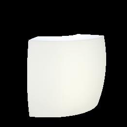 Barra Igloo iluminado módulo de ángulo 90 x 89,5 cm Alt. 108 cm