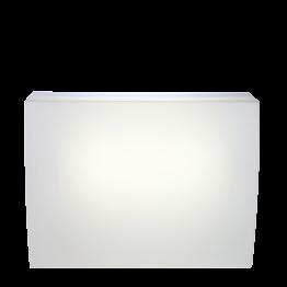 Barra Igloo iluminado módulo central equipado 140 x 75 cm Alt.108