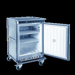 Congelador vertical 170l