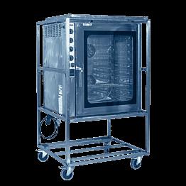 Horno mixo a vapor eléctrico 12.6 kW
