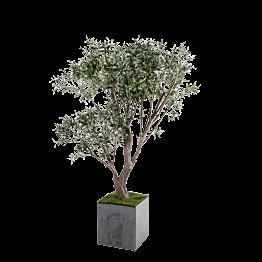 Olivo artificial Alt. 185  cm con tiesto