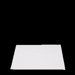 Set de mesa Alaska algodón blanco 30 x 45 cm