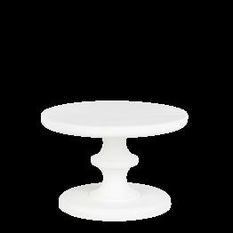 Pequeña bandeja con pie Blanquecino Pop's Ø 15 cm alt 10,5 cm.