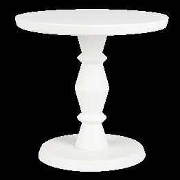Gran bandeja con pie Blanquecino Pop's Ø 21 cm alt 20 cm