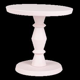 Gran bandeja con pie Rosa Claro Pop's Ø 21 cm alt 20 cm