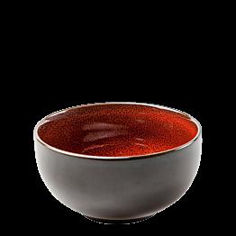 Bol Corfou rojo Ø 12,5 cm 45 cl