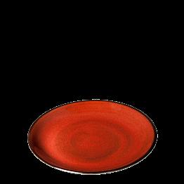 Plato de pan Corfou rojo Ø 16,5 cm