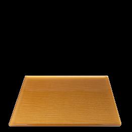 Bandeja Soft dorada 30 x 40 cm