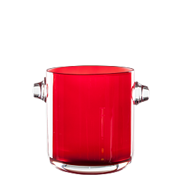Cubitera roja Ø 13,5 cm Alt 15 cm