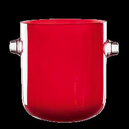 Champanera Roja Ø 19 cm – alt. 21,5 cm