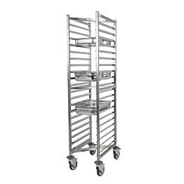 Porta Bandejas GN 1/1 46 x 63 cm Alt.179 cm