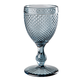 Copa Turmalina azul gris 30 cl