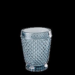 Vaso Turmalina azul gris 20 cl