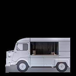 Décor food truck