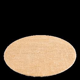 Bajoplato tela de saco Ø 35cm