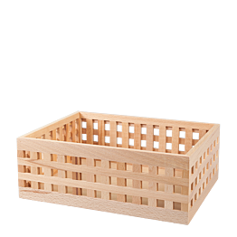 Cesta de pan Polo 34 x 26 cm – Alt. 12,5 cm