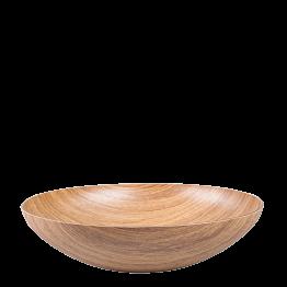 Cesta de madera redondo Vigo Ø 31 cm – Alt. 18 cm