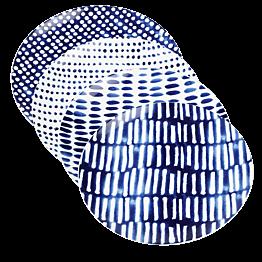 Plato de postre Andaluz Ø 21 cm