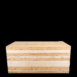 Buffet plegable Rústico Pacific 100 x 200 cm Alt. 92 cm - Plazo 4