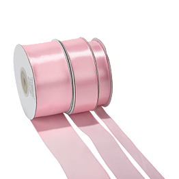 Cinta de satén rosa