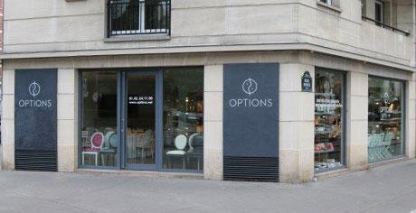 Tienda Options Paris