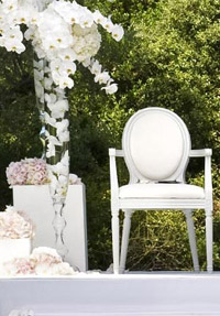 boda decoración