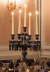 Alquiler de candelabros