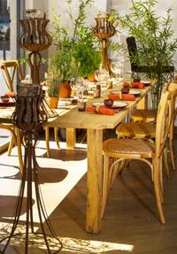 mesas para vestir